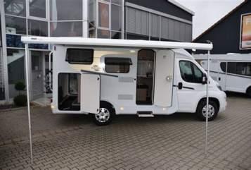 Wohnmobil mieten in Frankfurt am Main von privat | Carado Kleine Freiheit