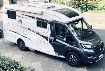Wohnmobil mieten in Dortmund von privat | Knaus Knaus für 2
