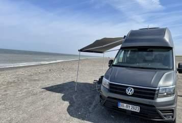 Wohnmobil mieten in Siegburg von privat   VW Bayras Lodge