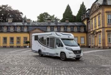 Wohnmobil mieten in Paderborn von privat | Fiat Louisiana