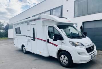 Wohnmobil mieten in Dortmund von privat | Dethleffs Dethi für 4