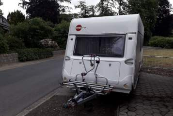 Wohnmobil mieten in Seevetal von privat | Bürstner FUN