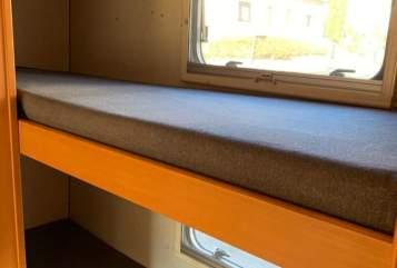 Wohnmobil mieten in Berlin von privat | Fiat Ducato Wanderdüne