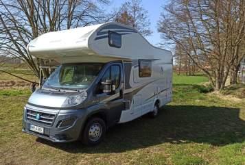 Wohnmobil mieten in Wedendorfersee von privat | Knaus Campi