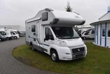 Wohnmobil mieten in Heidenau von privat | Fiat Eljot