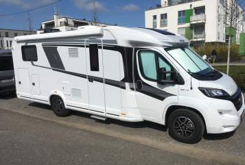 Wohnmobil mieten in Düsseldorf von privat   Knaus Knausi
