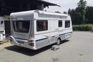 Wohnmobil mieten in Warngau von privat | Dethleffs Schwanzal