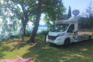 Wohnmobil mieten in Köln von privat | Challenger Antjes und Uwes Camper mit Klimaanlage
