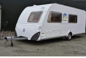 Wohnmobil mieten in Zoetermeer von privat | Knaus Knaus Sudwind