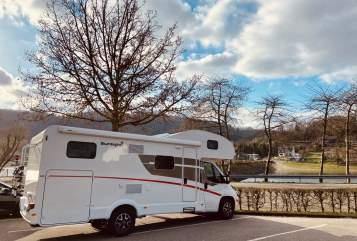 Wohnmobil mieten in Hürth von privat | Sunlight Big Sunlight