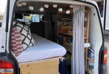 Wohnmobil mieten in Kiel von privat | VW Eddy
