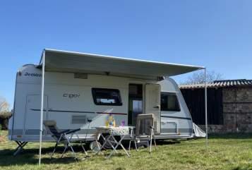 Wohnmobil mieten in Bad Düben von privat | Dethleffs Robinson