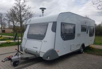 Wohnmobil mieten in Neckarsulm von privat | Knaus Knaus