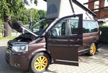 Wohnmobil mieten in Panketal von privat   VW Volkswagen Wanda (4x4)
