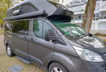 Wohnmobil mieten in Husby von privat | Ford VANessa