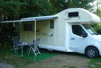Wohnmobil mieten in Kusel von privat | Renault Hati