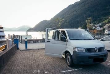 Wohnmobil mieten in Kempten von privat | VW Otto