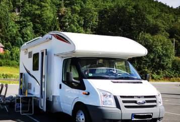 Wohnmobil mieten in Barleben von privat | Ford Transit Womo❤️