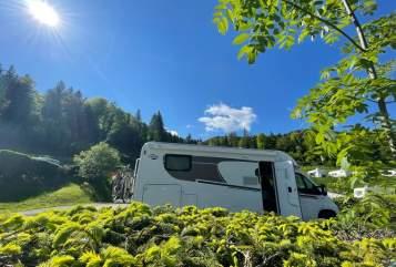 Wohnmobil mieten in Bergkirchen von privat | Carado Sodala :)