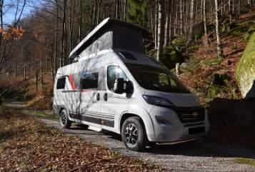 Wohnmobil mieten in Grosselfingen von privat   Bürstner Campeo