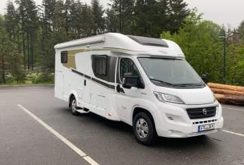 Wohnmobil mieten in Wilsdruff von privat | Carado SaxoniaJA9