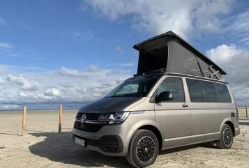 Wohnmobil mieten in Erfurt von privat | VW Luca-Toni