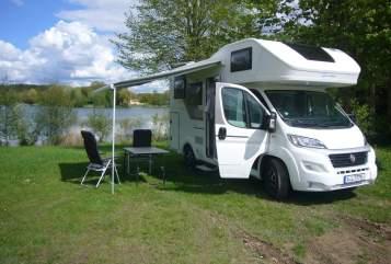 Wohnmobil mieten in Königsbrunn von privat | Fiat Lillys Mobil