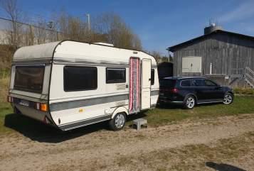 Wohnmobil mieten in Merching von privat | Hobby Wilma