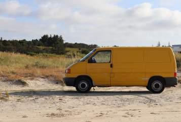 Wohnmobil mieten in Hamburg von privat | Volkswagen Cazimir