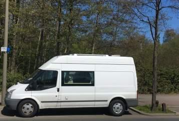 Wohnmobil mieten in Dortmund von privat | Ford Buddy