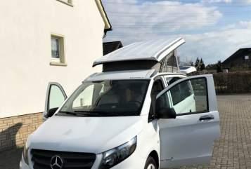 Wohnmobil mieten in Bremen von privat | Westfalia Fritz