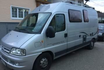 Wohnmobil mieten in Eichstätt von privat | Citroen Globecar