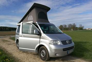 Wohnmobil mieten in Germering von privat   VW Rüdiger
