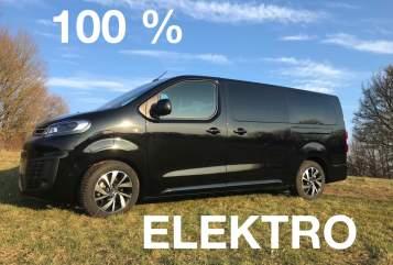 Wohnmobil mieten in Porta Westfalica von privat | Citroën Eve der eCamper