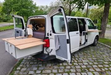 Wohnmobil mieten in München von privat | Vw Eddy