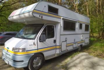 Wohnmobil mieten in Wiesbaden von privat | Eura Mobil Kpwohnmobil
