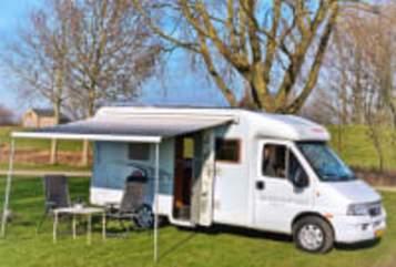 Wohnmobil mieten in Reeuwijk von privat | Dethleffs Okidoki