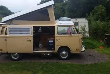 Wohnmobil mieten in Mönkhagen von privat | Volkswagen Fiete