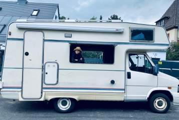 Wohnmobil mieten in Weimar von privat | Fiat MAURO