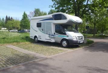 Wohnmobil mieten in Freiberg am Neckar von privat | Ford Pepe
