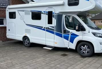 Wohnmobil mieten in Ascheberg von privat   Knaus Traveller