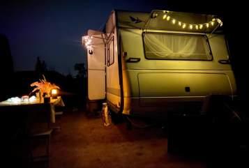 Wohnmobil mieten in Schkeuditz von privat   Bürstner Familiendomizil