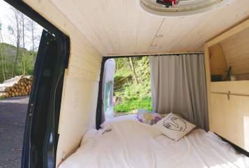 Wohnmobil mieten in Bonn von privat   Ford Roby`s Freiheit