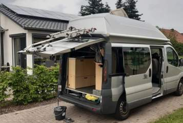 Wohnmobil mieten in Bückeburg von privat | Renault Stoppi