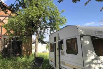 Wohnmobil mieten in Litzendorf von privat | Knaus PalimPalim