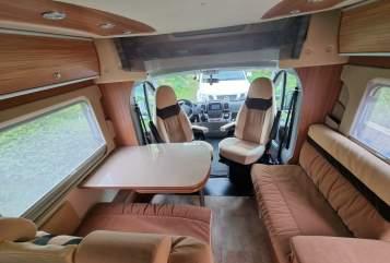 Wohnmobil mieten in Südbrookmerland von privat | Bürstner Dreamliner