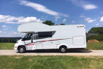 Wohnmobil mieten in Inning am Ammersee von privat | Sunlight  Luxus&Freiheit