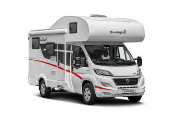 Wohnmobil mieten in Hennef von privat   Sunlight Travel - Rent