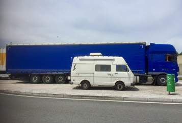 Wohnmobil mieten in Frankfurt am Main von privat | VW LTEE