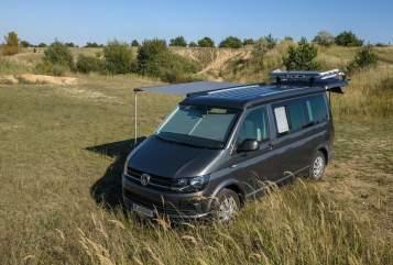 Wohnmobil mieten in Berlin von privat | Volkswagen Bennybus